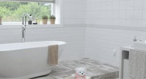 Ideas to waterproof bathroom floor after tiling