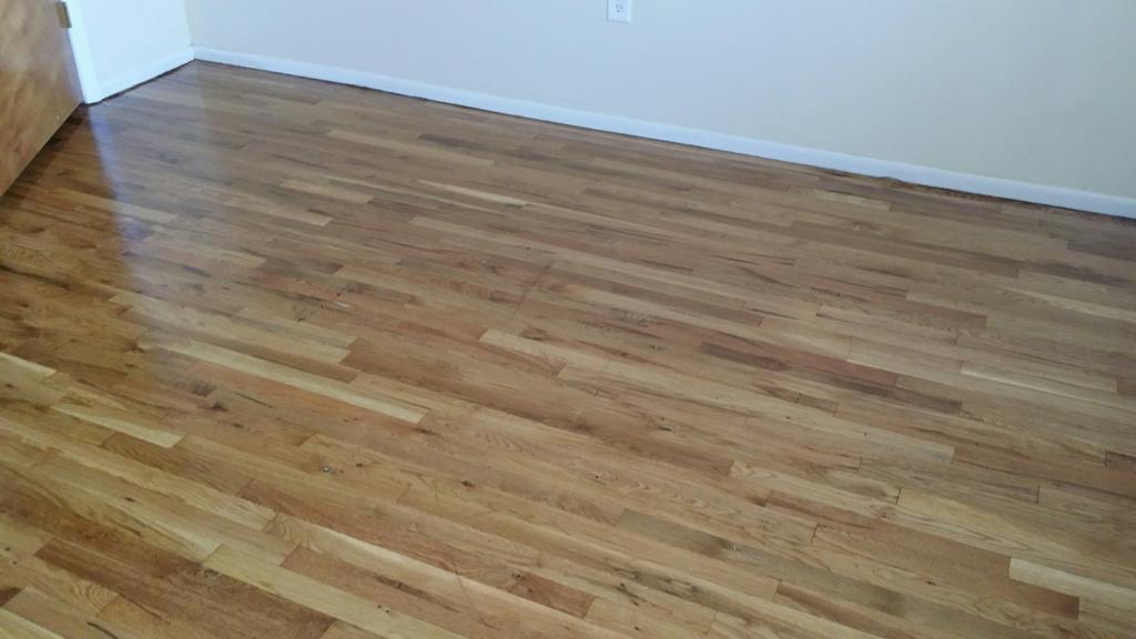 mismatched hardwood floors
